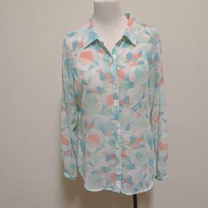 Ana blouse size large